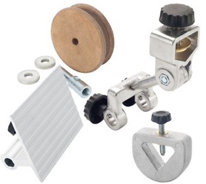 Record Power Wet Stone Sharpening System Jigs & Accessories for WG250 & WG200