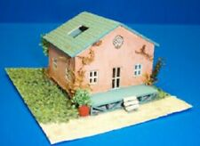 Dollhouse Miniature Beach Cottage Kit 1:144 Scale