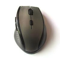 Gaming Wireless Mice 2.4GHz Mouse DPI Adjustable Ergonomics USB Optical  I PM