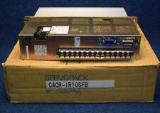 New Yaskawa CACR-IR10SFB  CACRIR10SFB AC Servo Drive ServoPack 1.0kW 200VAC Sin