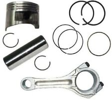 Honda GXV160 5.5HP Piston And Rings Pin Clips Connecting Rod FREE Head Gasket