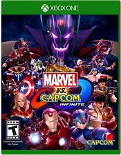Marvel VS Capcom Infinite for Xbox One Console New Ships Fast Worldwide !!!
