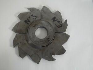 molette fers de toupie expansive de 6/12mm  carbure ,machine à bois- 50 mm  N°3