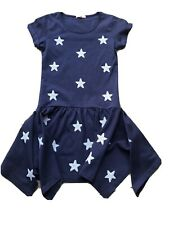 Girls Bluezoo navy dress age 9 to 10 years