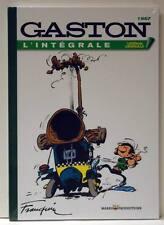FRANQUIN Gaston Lagaffe Integrale 1967 VO T 6 grand format limite