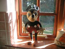 More details for rare mickey mouse doll 1930 charlotte clark big 18
