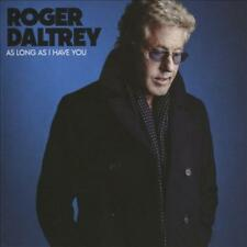 ROGER DALTREY - AS LONG AS I HAVE YOU NEW CD