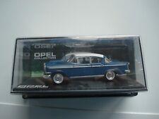 OPEL KAPITAN P1 LIMOUSINE - 1/43 MODEL CAR - 1958 - OPEL CAR - MINT/SEALED
