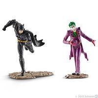 *NEW* SCHLEICH 22510 DC Comics Justice League Batman vs The Joker Scenery Pack
