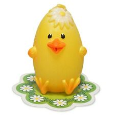 Baby Chick Shaped Unscented CANDLE. Easter Table Decor