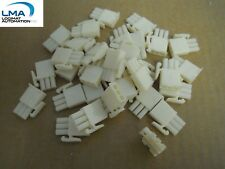 32pcs AMP MATE-N-LOCK PLUG CONNECTOR 3-POSITION *** NEW