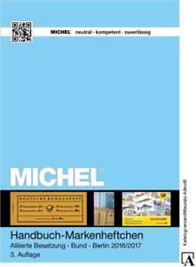 Michel Catalogue Manuel Markenheftchen Allia Occupation Col Berlin MH 2017