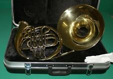 FRENCH HORN Sib - Bb COLORE ORO 3 VALVOLE CUPRO-NICKEL FH-03