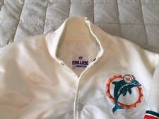 Antique Sports team Jacket - Miami Dolphins 1990's - Great Condition