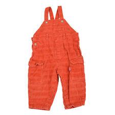 La Compagnie Des Petits Baby Boy/Girl Bodysuit Overalls in Orage 18M
