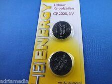 BATTERIA telecomando chiave a infrarossi per MERCEDES w211 w212 w221 w204 w203