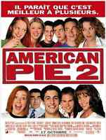 Bande annonce film 35mm 2001 AMERICAN PIE 2 J Biggs Seann William Scott SCOPE