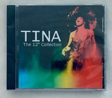 """Tina Turner best of REMIX Collection CD 12"""" Dj mixes Hits Typical Male extended"""