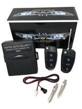 KEYLESS ENTRY SYSTEM FOR BMW E30 3-SERIES & M3 - 2 FLIP KEY REMOTES