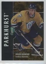2002-03 ITG Parkhurst Gold /10 David Legwand #74