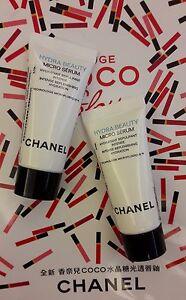CHANEL Hydra Beauty Micro Serum INTENSE REPLENISHING HYDRATION 5ml x 2 France