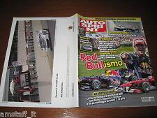 AUTOSPRINT 2010/31=GP F1 UNGHERIA=WEBBER=RALLY FINLANDIA LATVALA=TEST CITROEN WR