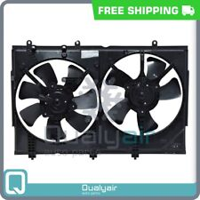 A/C Radiator-Condenser Fan for Mitsubishi Lancer 2004-07, Outlander 2003-06