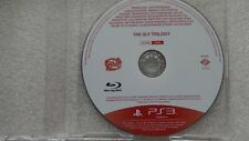 The Sly Trilogy PS3 Classics HD Collection PROMO Game Rare for PlayStation 3.