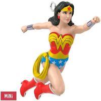 WONDER WOMAN Mini 2017 Hallmark DC Comics JUSTICE LEAGUE Ornament Superhero