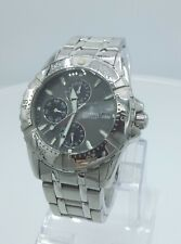 Festina F16069  men's watch multi-function solid stainless steel  F-16059 10ATM