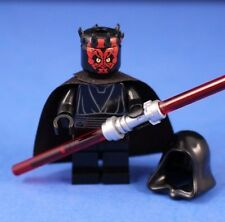 LEGO® brick STAR WARS™ 7961 DARTH MAUL™ Minifigure Episode I version +Horn Crown