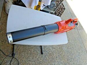 Echo 58v Leaf Blower-Battery, Charger