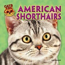 Cats Are Cool: American Shorthairs by Gini Holland (2013, Hardcover)