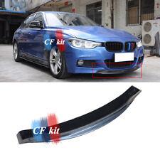 Carbon Fiber RKP Style Front Bumper Lip For BMW F30 3 series M Sport M Tech
