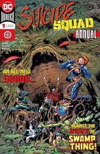 SUICIDE SQUAD ANNUAL #1 DC Comics Universe 1st Print New & Unread NM