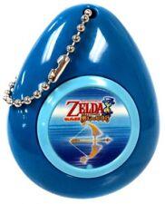 The Legend of Zelda Nintendo DS Blue Sound Effect Keychain. Bandai