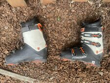 New listing FISCHER Hybrid 10+ Alpine Downhill Ski Boots Men's Size 29.5-USED-Vacuum Fit