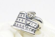 Perfect Gift Genuine Pandora S925 Colosseum Rome Dangle Charm-791079