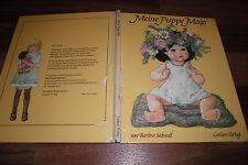Barbro Sedwall -- MEINE PUPPE MAJA /Reinbeker Kinderbücher Carlsen 1. Aufl. 1982