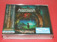 2019 TOBIAS SAMMET'S AVANTASIA MOONGLOW w/ Bonus Track  JAPAN 2 CD EDITION