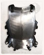LARP 18GA Steel Medieval Knight KASPAR TORSO ARMOR Cuirass Breastplate II