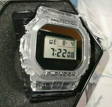 *NEW* Casio G Shock Clear DW-5600SK-1 Skeleton Series RRP £120