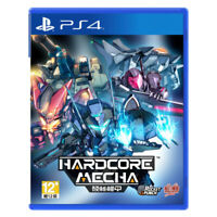 Hardcore Mecha PlayStation PS4 2019 English Chinese Factory Sealed