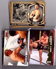 Huge (44) Topps UFC card lot of Matt Hughes MMA READ LIST