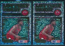 (2) 2020-21 PANINI CONTENDERS PATRICK WILLIAMS LOTTERY TICKET ROOKIE LOT!