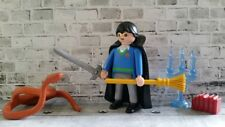 PLAYMOBIL HARRY POTTER FIGURINE ACTION FIGURE SORCIER HOGWARTS ENFANT MAUDIT