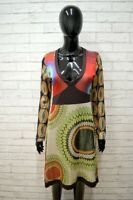 Vestito DESIGUAL Tailleur Donna Woman Taglia L Abito Dress Viscosa Woman Tubino