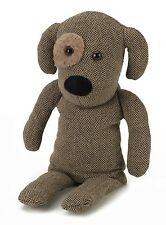 Warmies Microwave Furry Eye Brown Cozy Dog Henry Microwavable Heatable Bed Time