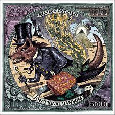 ADESIVO STICKER Elvis Costello National Ransom