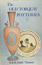 English Torquay Potteries (1870-1960) - Makers Dates Marks  Etc. / In-Depth Book